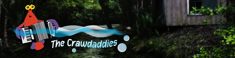 The Crawdaddies' logo