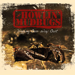 The Howlin' Mudbugs CD